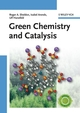 Green Chemistry and Catalysis (352730715X) cover image
