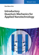 Introductory Quantum Mechanics for Applied Nanotechnology (352741245X) cover image