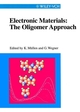 Electronic Materials: The Oligomer Approach (352761205X) cover image