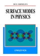 Surface Modes in Physics (352763505X) cover image