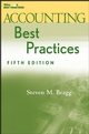 Accounting Best Practices, 5th Edition (0470129360) cover image