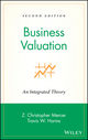 Business Valuation: An Integrated Theory, 2nd Edition (0470148160) cover image