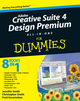 Adobe Creative Suite 4 Design Premium All-in-One For Dummies (0470331860) cover image