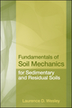 Fundamentals of Soil Mechanics for Sedimentary and Residual Soils (0470376260) cover image
