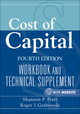 Cost of Capital: Workbook and Technical Supplement, 4th Edition (0470476060) cover image