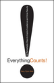 Everything Counts: 52 Remarkable Ways to Inspire Excellence and Drive Results  (0470504560) cover image