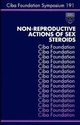 Non-Reproductive Actions of Sex Steroids (0470514760) cover image