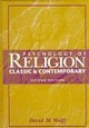 Psychology of Religion: Classic and Contemporary, 2nd Edition (0471037060) cover image