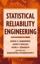 Statistical Reliability Engineering (0471123560) cover image