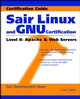 Sair Linux and GNU Certification Level II, Apache and Web Servers (0471217360) cover image