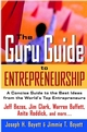 The Guru Guide to Entrepreneurship: A Concise Guide to the Best Ideas from the World's Top Entrepreneurs (0471436860) cover image