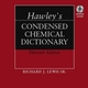 Hawley's Condensed Chemical Dictionary, CD-ROM, 15th Edition (0471768960) cover image