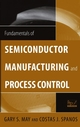 Fundamentals of Semiconductor Manufacturing and Process Control (0471784060) cover image