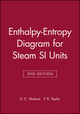 Enthalpy-Entropy Diagram for Steam SI Units, 2nd Edition (0631125760) cover image