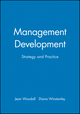 Management Development: Strategy and Practice (0631198660) cover image