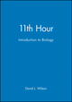 11th Hour: Introduction to Biology (0632044160) cover image