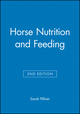 Horse Nutrition and Feeding, 2nd Edition (0632050160) cover image