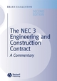 The NEC 3 Engineering and Construction Contract: A Commentary (0632053860) cover image