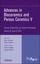 Advances in Bioceramics and Porous Ceramics V: Ceramic Engineering and Science Proceedings, Volume 33, Issue 6 (1118205960) cover image