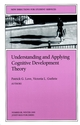 Understanding and Applying Cognitive Development Theory: New Directions for Student Services, Number 88 (1118216660) cover image