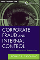 Corporate Fraud and Internal Control: A Framework for Prevention, + Software Demo (1118301560) cover image