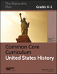 Common Core Curriculum: United States History, Grades K-2 (1118526260) cover image