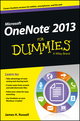 OneNote 2013 For Dummies (1118550560) cover image