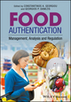 Food Authentication: Management, Analysis and Regulation (1118810260) cover image