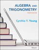 Algebra and Trigonometry, 4th Edition (1119320860) cover image