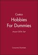Costco Hobbies For Dummies Assort 2016 Set (1119377560) cover image
