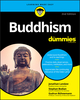 Buddhism For Dummies, 2nd Edition (1119643260) cover image