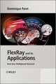 FlexRay and its Applications: Real Time Multiplexed Network (1119979560) cover image
