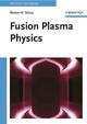 Fusion Plasma Physics (3527405860) cover image