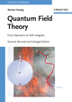 Quantum Field Theory: From Operators to Path Integrals (3527408460) cover image