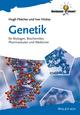 Genetik: für Biologen, Biochemiker, Pharmazeuten und Mediziner (3527672060) cover image