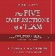 The Five Dysfunctions of a Team: Facilitator's Guide Set Deluxe, 2nd Edition (PCOL4960) cover image