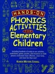 Hands-On Phonics Activities for Elementary Children (0130320161) cover image