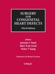 Surgery for Congenital Heart Defects, 3rd Edition (0470093161) cover image