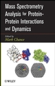 Mass Spectrometry Analysis for Protein-Protein Interactions and Dynamics (0470258861) cover image
