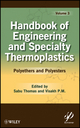 Handbook of Engineering and Specialty Thermoplastics, Volume 3: Polyethers and Polyesters (0470639261) cover image