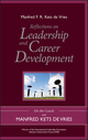 Reflections on Leadership and Career Development: On the Couch with Manfred Kets de Vries (0470742461) cover image