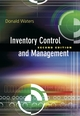 Inventory Control and Management, 2nd Edition (0470858761) cover image