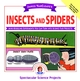 Janice VanCleave's Insects and Spiders: Mind-Boggling Experiments You Can Turn Into Science Fair Projects (0471163961) cover image