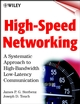 High-Speed Networking: A Systematic Approach to High-Bandwidth Low-Latency Communication (0471330361) cover image