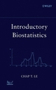 Introductory Biostatistics (0471418161) cover image