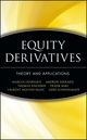 Equity Derivatives: Theory and Applications (0471436461) cover image