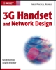 3G Handset and Network Design (0471455261) cover image