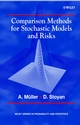 Comparison Methods for Stochastic Models and Risks (0471494461) cover image