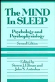 The Mind in Sleep: Psychology and Psychophysiology, 2nd Edition (0471525561) cover image