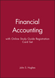 Financial Accounting, 1e with Online Study Guide Registration Card Set (0471755761) cover image